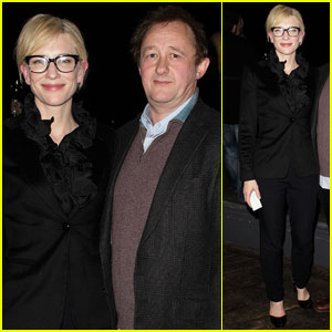Cate Blanchett: 'Histrionic' Opening Night with Andrew Upton!