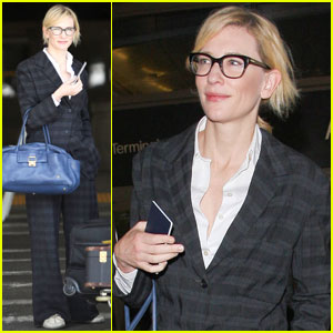 Cate Blanchett: Woody Allen Casting Is Complete