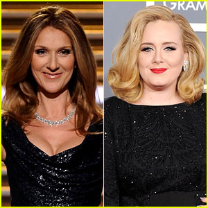 Celine Dion Covers Adele's 'Rolling in the Deep'