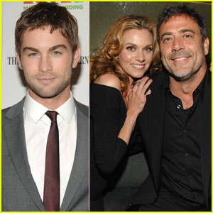 Chace Crawford: 'Peace, Love & Misunderstanding' Screening!