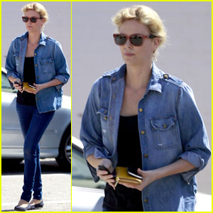 Emma Roberts: Could Charlize Theron Be More Chic?