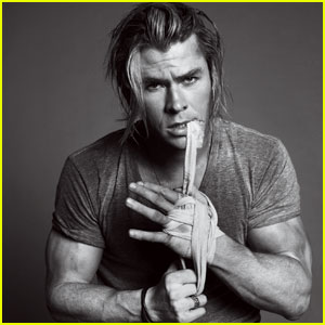 Chris Hemsworth: 'GQ' July Feature!