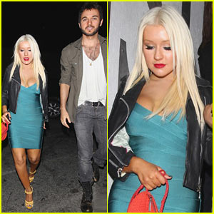Christina Aguilera: 'Happy Birthday, Cee-Lo!'