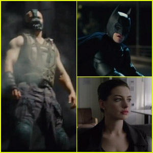 New 'Dark Knight Rises' Footage from MTV Movie Awards!