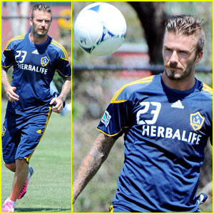 David Beckham Left Off British Olympic Soccer Team