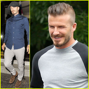 David Beckham: Two More Kids with Wife Victoria?