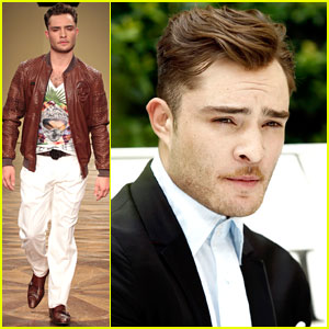 Ed Westwick: 'Gossip Girl' Will Have 'Fairy Tale Ending'