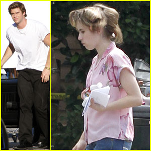 Emma Roberts: Liam Hemsworth's Love Interest in 'Empire State'