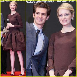 Emma Stone & Andrew Garfield: 'Spider-Man' World Premiere!