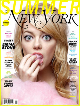 Emma Stone Used to Think She Was the 'Goofy, Wonky One'