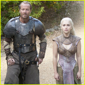 Emilia Clarke: 'Game of Thrones' Season 2 Finale Photos!