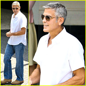 George Clooney: 'The Yankee Comandante' Director?
