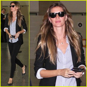 Gisele Bundchen: 'Enjoy the Little Things in Life'