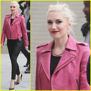 Gwen Stefani: Gavin Rossdale's Biggest Fan!