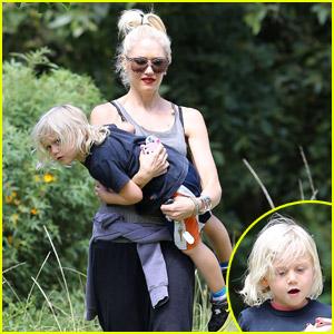 Gwen Stefani & Zuma: Playdate at the Park!