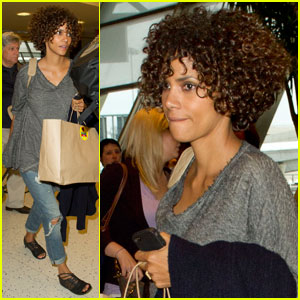 Halle Berry: Custody Evaluation Clears Paris Move?