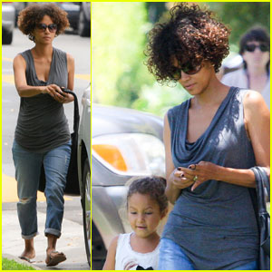 Halle Berry: Doctor's Office with Nahla