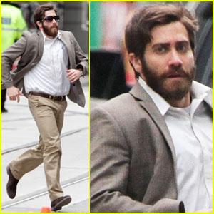 Jake Gyllenhaal: 'An Enemy' on the Run