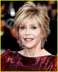 Jane Fonda on Occupy Wall Street: 'I Say Right On!'