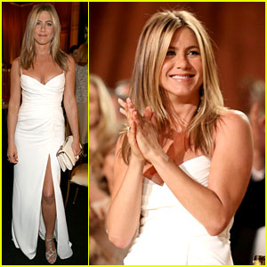Jennifer Aniston: AFI Award Ceremony for Shirley MacLaine!