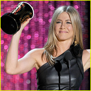 Jennifer Aniston - MTV Movie Awards 2012
