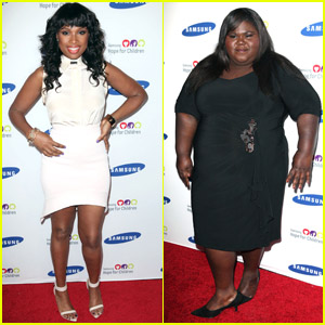 Jennifer Hudson & Gabourey Sidibe: Hope for Children Gala!