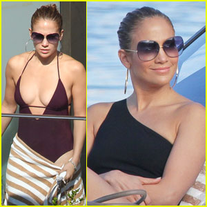Jennifer Lopez: 'Beautiful Day' in Rio with Family!