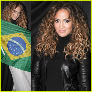 Jennifer Lopez: Brazil Meet & Greet!