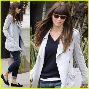 Jessica Biel: I Love 'Mad Men'!