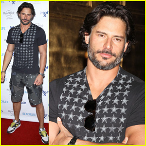 Joe Manganiello: 'I Love Being Able to Tell a Story Physically'