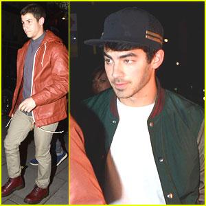 Joe Jonas: Demi Lovato Is In a Good Place