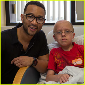 John Legend: Get Well Soon Hospital Visit