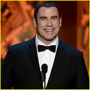 John Travolta: 'Grease' Celebrates 40th Anniversary!