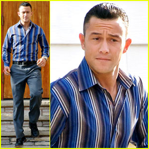 Joseph Gordon-Levitt: 'Don Jon' in Jersey!
