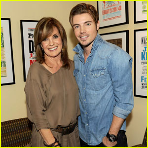 Josh Henderson & Linda Gray: 'Dallas' Screening at CMA Fest!
