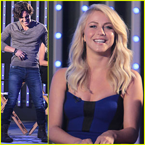 Julianne Hough: 'Rock of Ages' Q&A