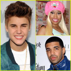 Justin Bieber & Nicki Minaj's 'Beauty & A Beat' - First Listen!