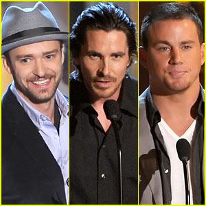 Justin Timberlake & Channing Tatum: Guys Choice Awards 2012!