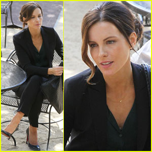Kate Beckinsale: 'Trials of Cate McCall' in Pasadena
