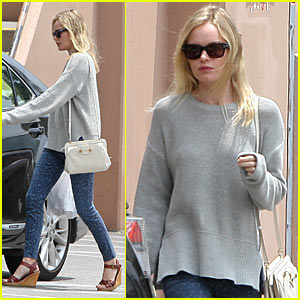 Kate Bosworth: 'Boutique' Accessories Collection Launch!