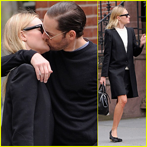 Kate Bosworth & Michael Polish: West Village Lovers!