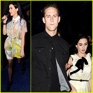 Katy Perry & Robert Ackroyd: London Lovers!