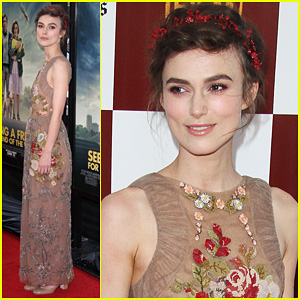 Keira Knightley: 'Seeking A Friend' L.A. Premiere!