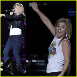 Kelly Clarkson: 'Thanks For an Amazing Night, Brazil!'
