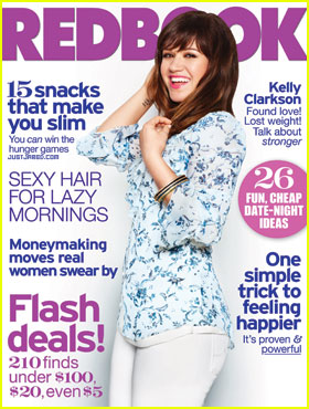 Kelly Clarkson Has 'No Desire to be Super-Skinny'