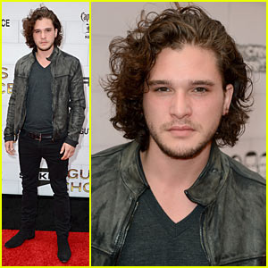 Kit Harington: Guys Choice Awards 2012