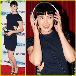 Krysten Ritter: Dentyne Summer Night Out!