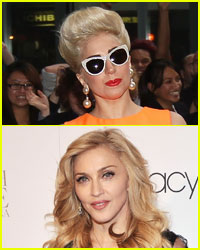 Lady Gaga Takes a Jab at Madonna?