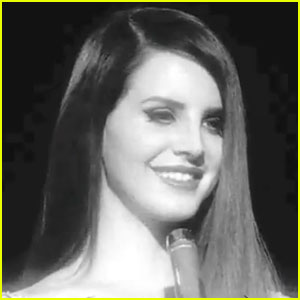 Lana Del Rey: 'National Anthem' Video Trailer!