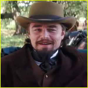 Leonardo DiCaprio: 'Django Unchained' Trailer!